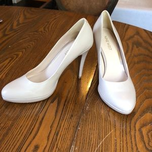 Nine West Nude Pump